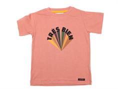 A Monday t-shirt très bien canyon rose